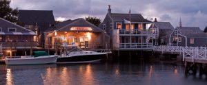 Nantucket high sped ferry