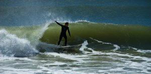 Surfing North Beach Chatham MA Cape Cod Beach Get-Away