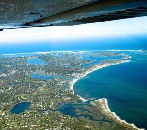 Bi-Plane Sightseeing Tour Chatham Airport Cape Cod